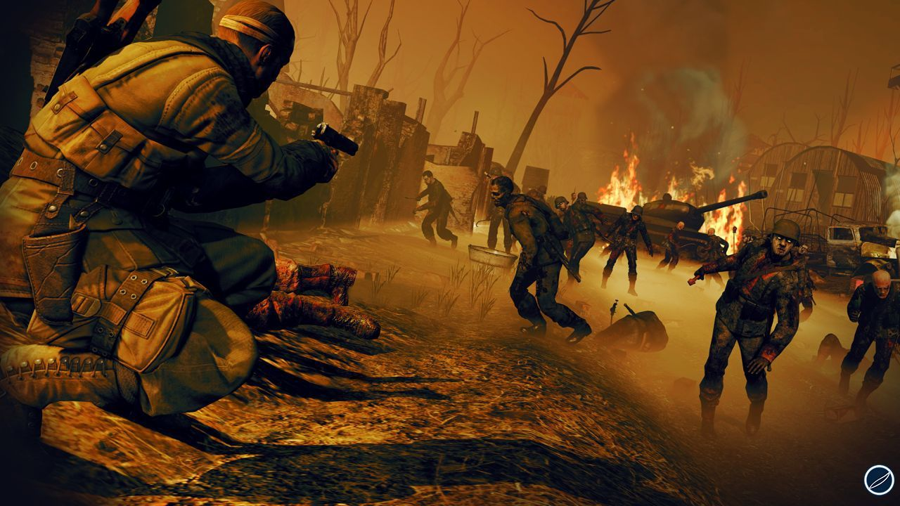 Sniper Elite: Nazi Zombie Army 2 - pubblicato un video gameplay