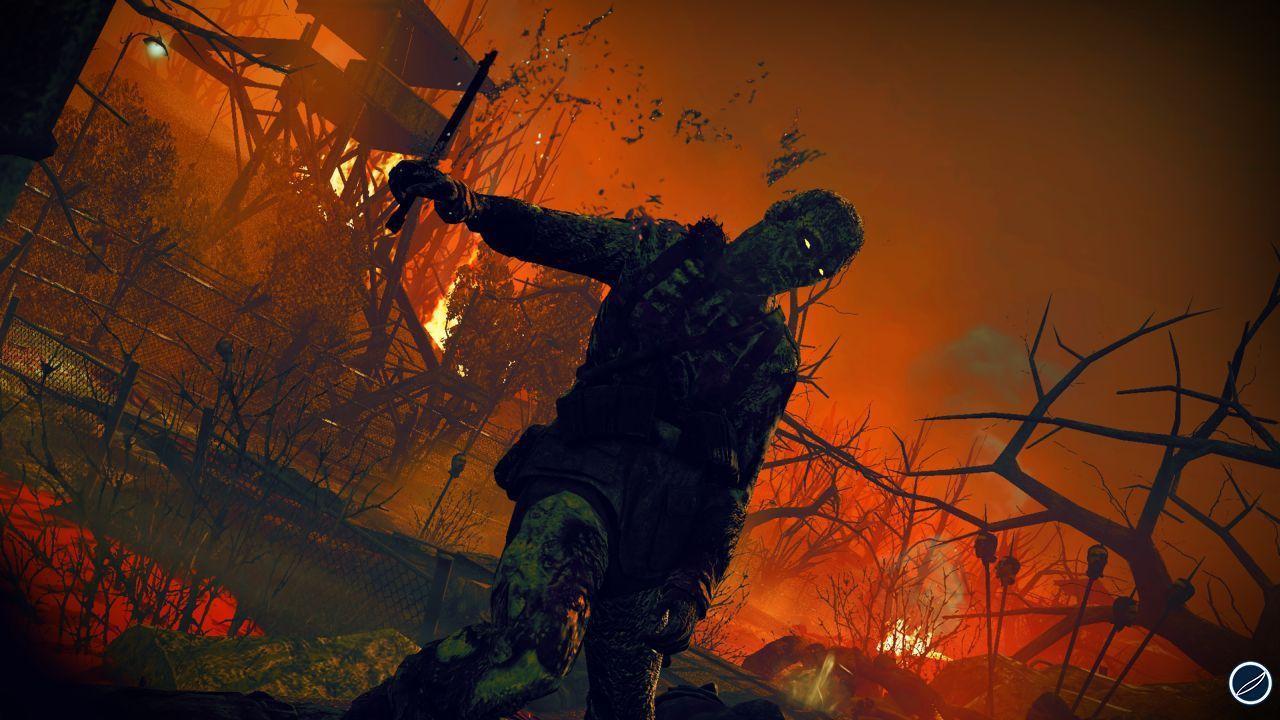 Sniper Elite: Nazi Zombie Army 2 uscirà su PC il 31 Ottobre - prime immagini