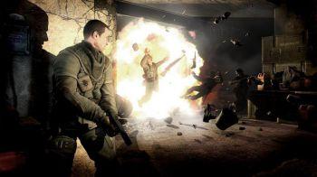 Sniper Elite V2 non ha le modalità co-op su Wii U