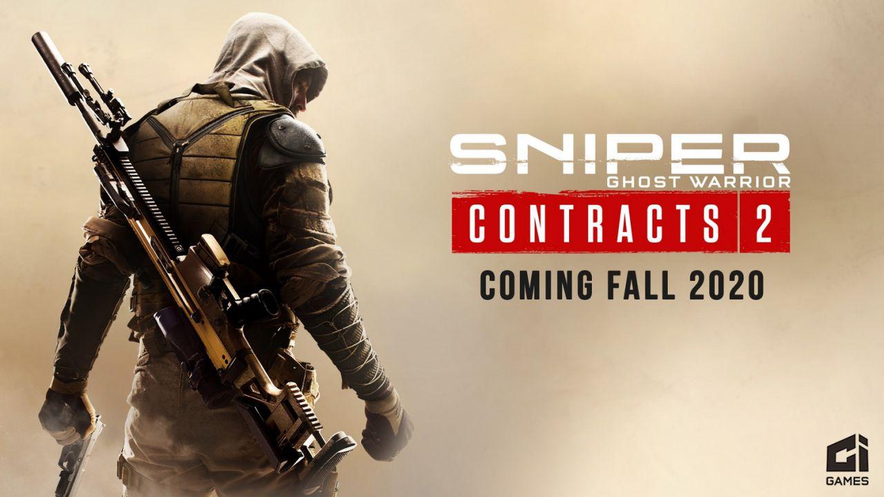 Sniper Ghost Warrior Contracts 2 annunciato per PC, PS4 e Xbox One