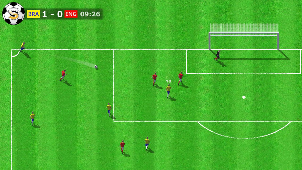 Sociable Soccer: un video mostra 30 secondi di gameplay