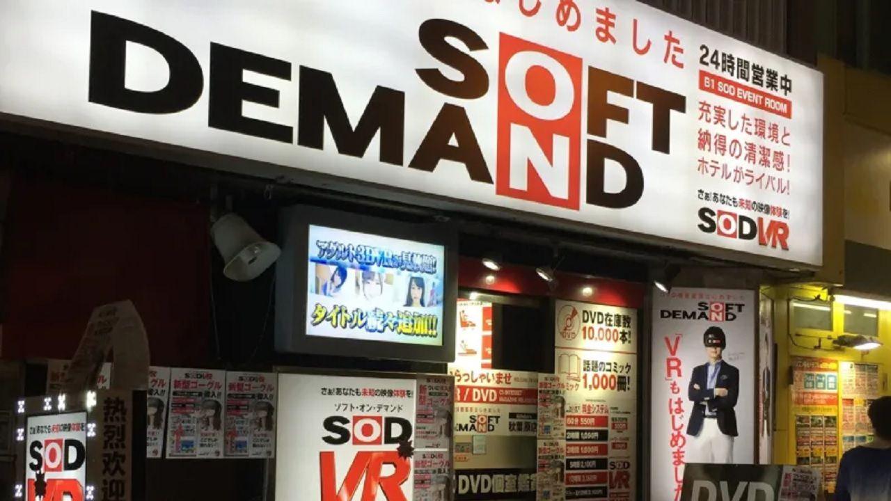 Soft on Demand: 200 film gratuiti, il Coronavirus è un mezzo di marketing per il porno?