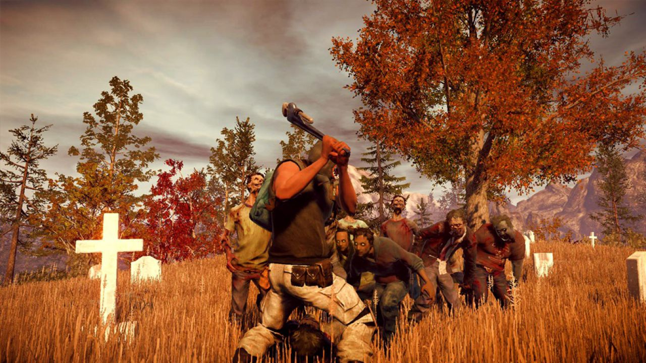 Solo 5 GB per State of Decay Year-One Survival Edition