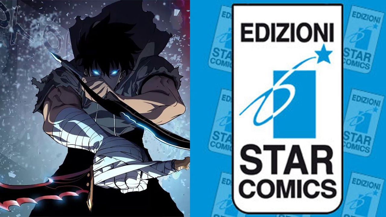 Solo Leveling arriva in Italia: gli annunci di Star Comics agli Star Days