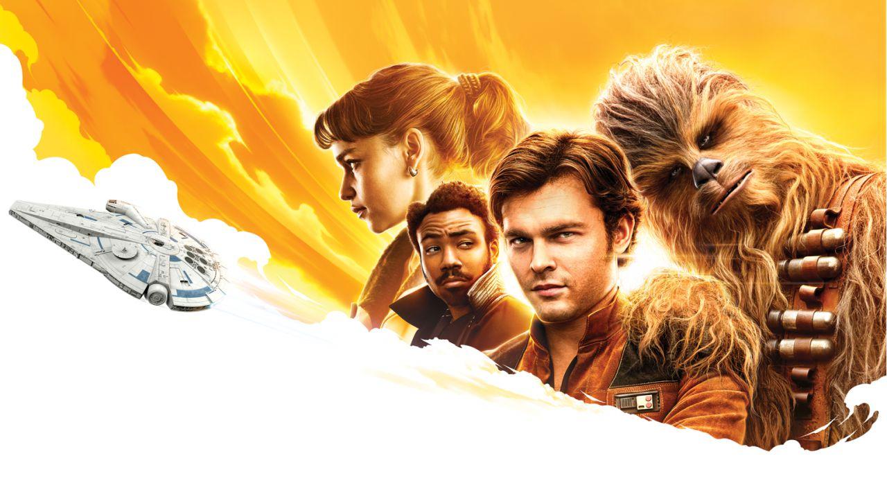 Solo: A Star Wars Story, un concept art rivela un'epica scena mai realizzata