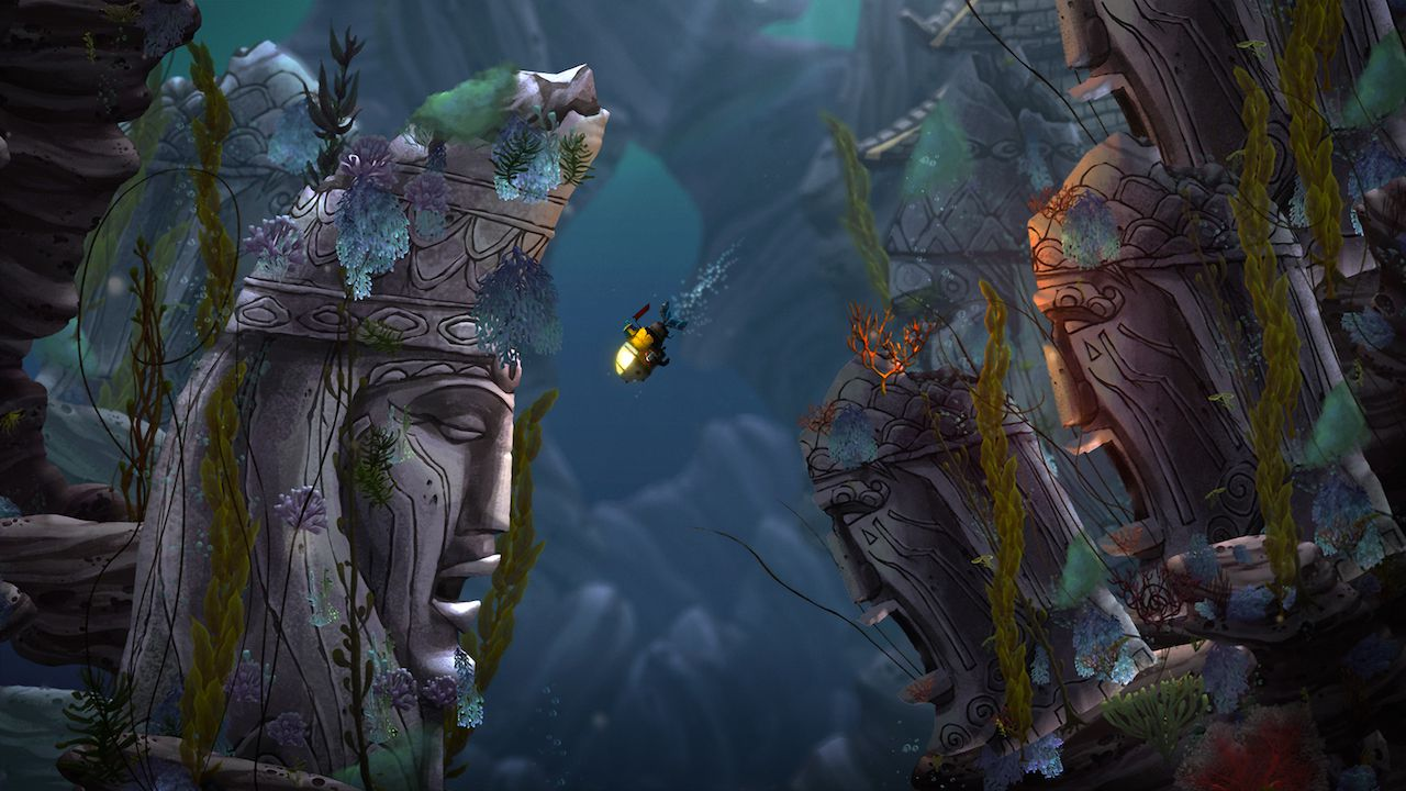Song of the Deep entra in fase Gold