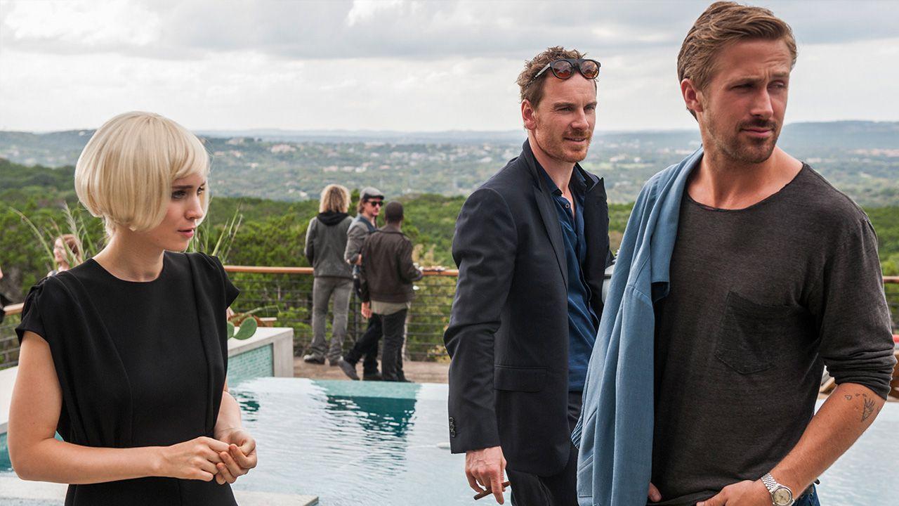 Song to Song: in rete il trailer ufficiale del film con Gosling e Fassbender