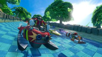 Sonic & All-Stars Racing Transformed: data di uscita giapponese