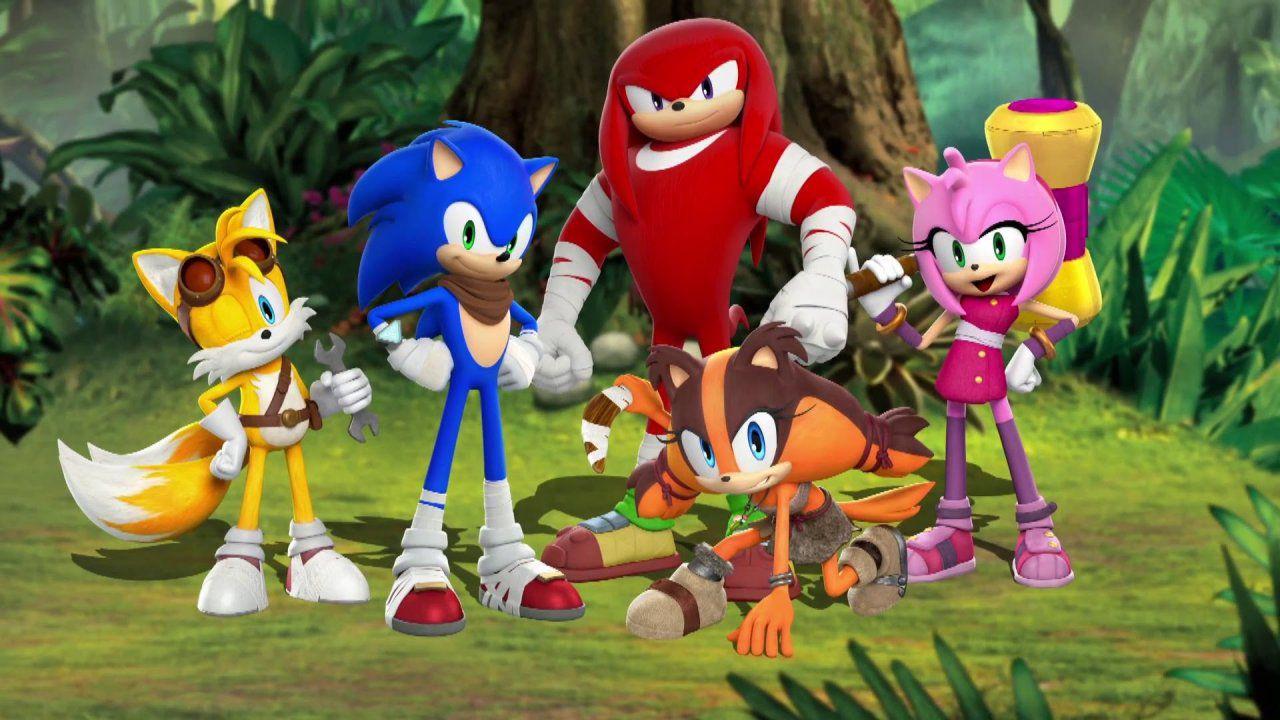 Sonic Boom: distribuite 490,000 unità in tutto il mondo