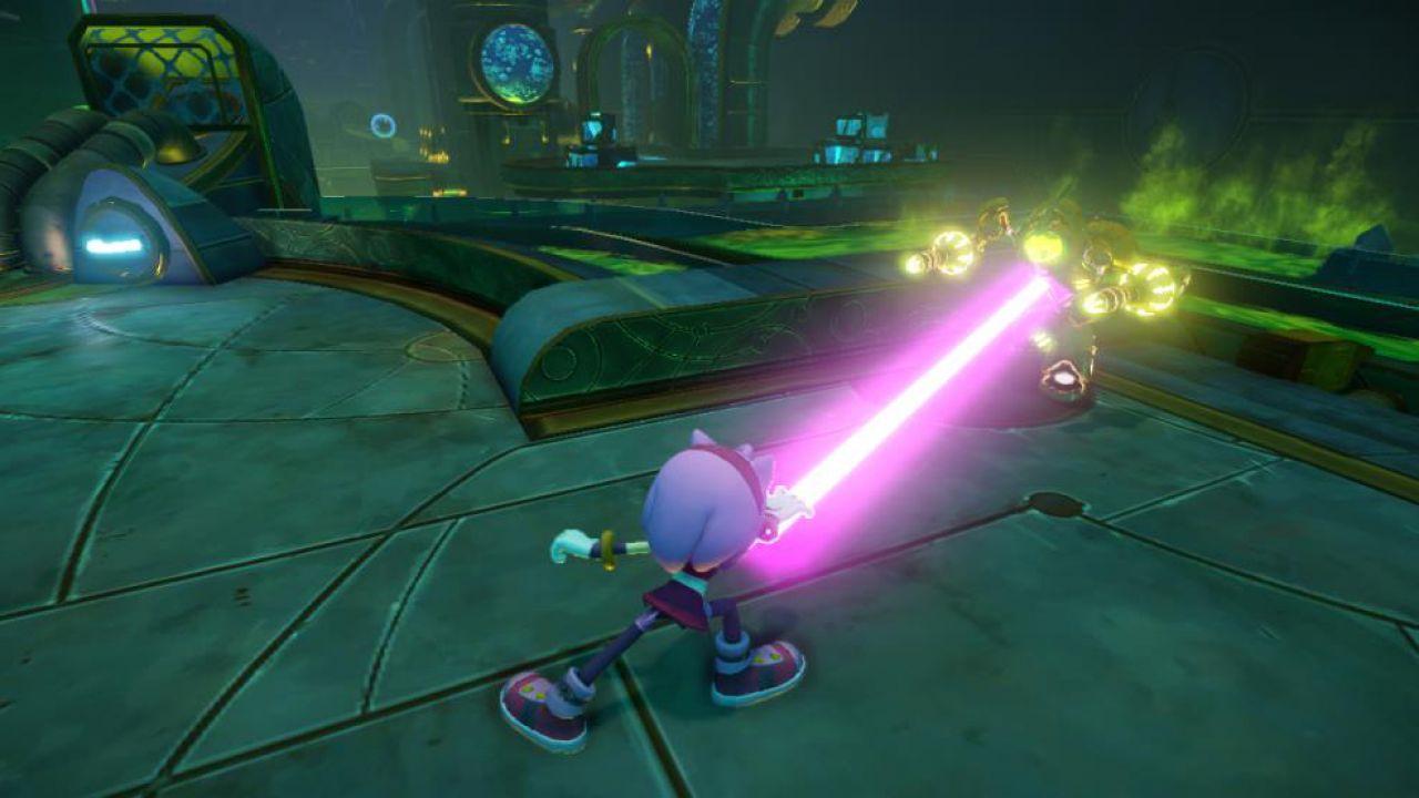 Sonic Boom Frammenti di Cristallo: video dietro le quinte