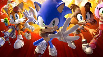 Sonic Boom Fuoco e Ghiaccio uscirà il 30 settembre in Europa