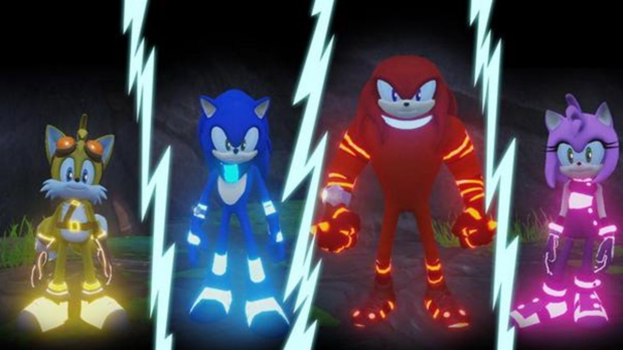 Sonic Boom Shattered Crystal avrà una demo