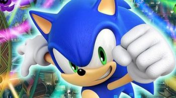 Sonic Colors, fotografata la limited edition europea