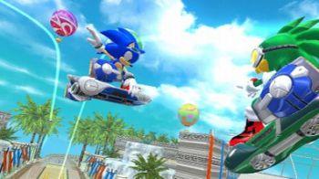 Sonic Free Riders arriverà in tempo per il lancio di Kinect