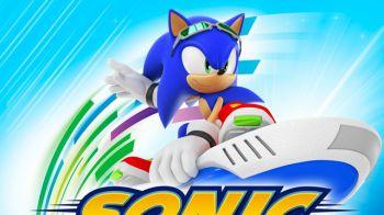 Sonic Free Riders, demo gratuita sul Marketplace