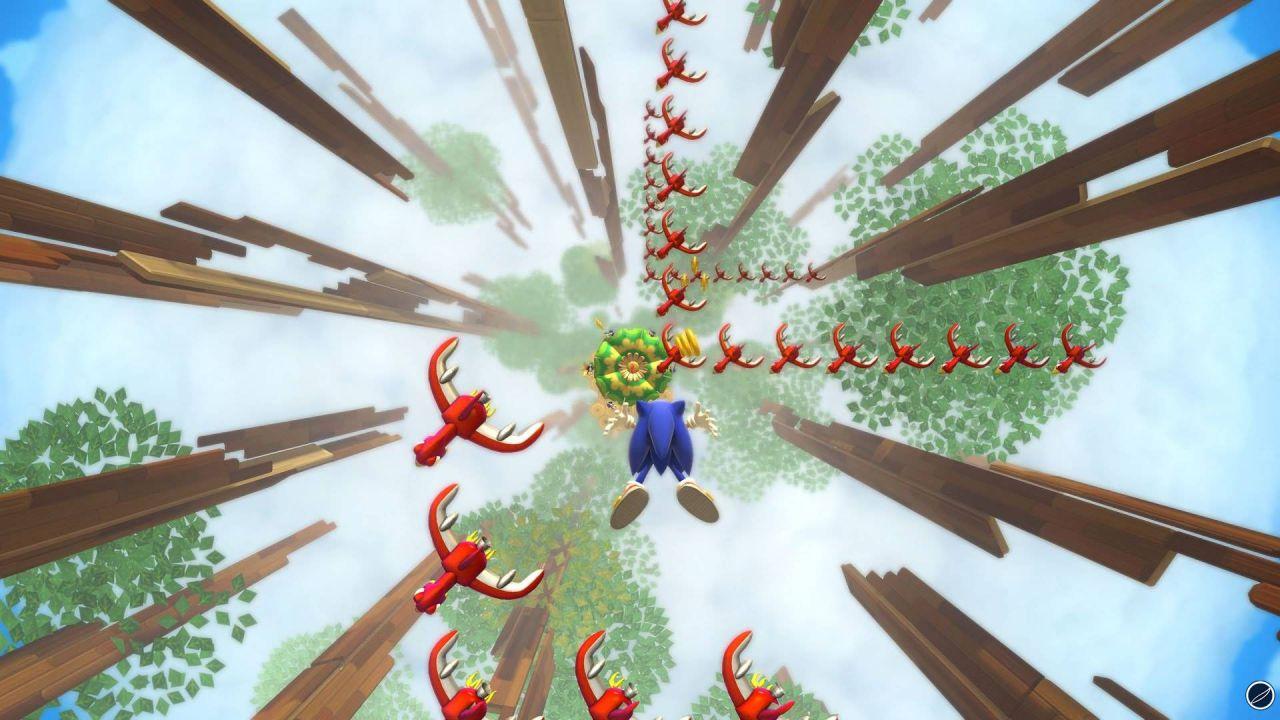 Sonic Lost World: 25 vite extra per chi prenota la versione Wii U su Amazon.com
