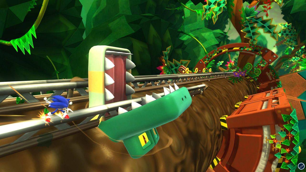 Sonic Lost World conterrà dei gadget in-game che potranno essere condivisi tra 3DS e Wii U
