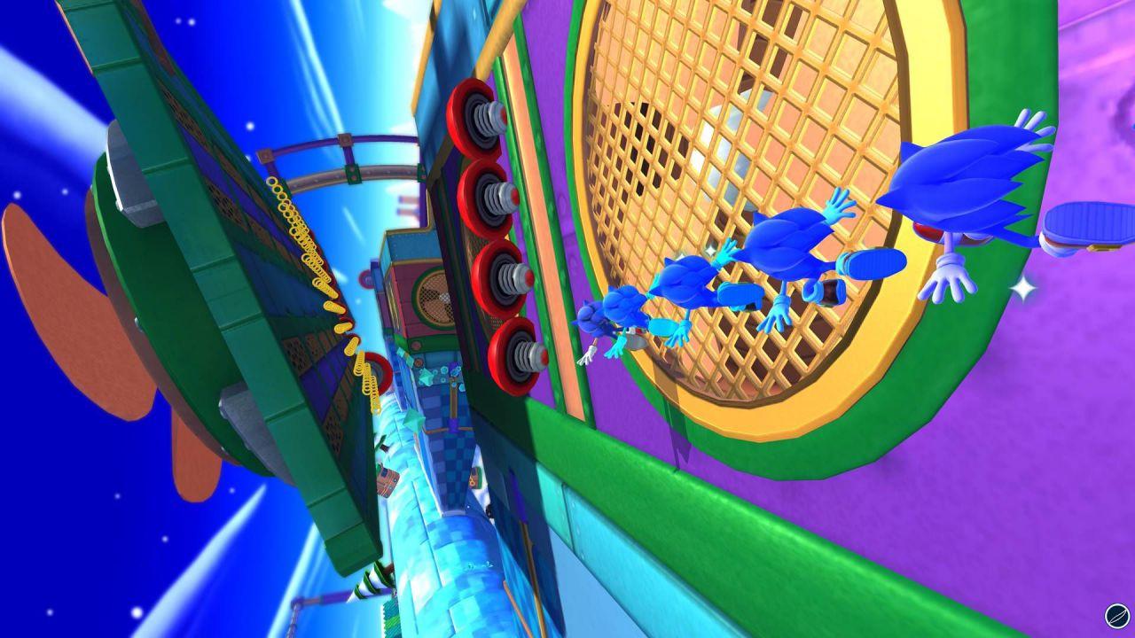 Sonic Lost World: la demo per Wii U e 3DS arriverà questa settimana