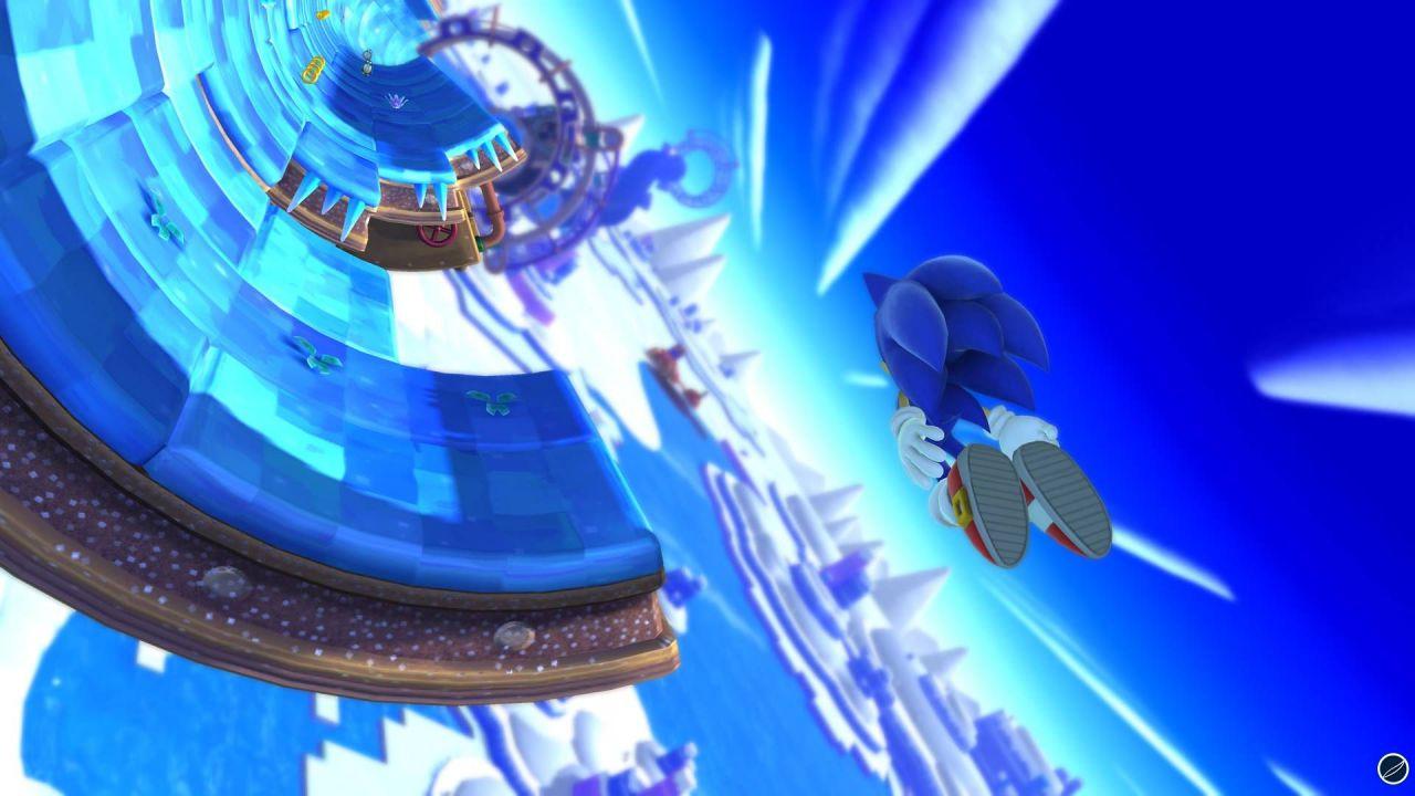 Sonic Lost World: disponibile la patch per la versione Wii U