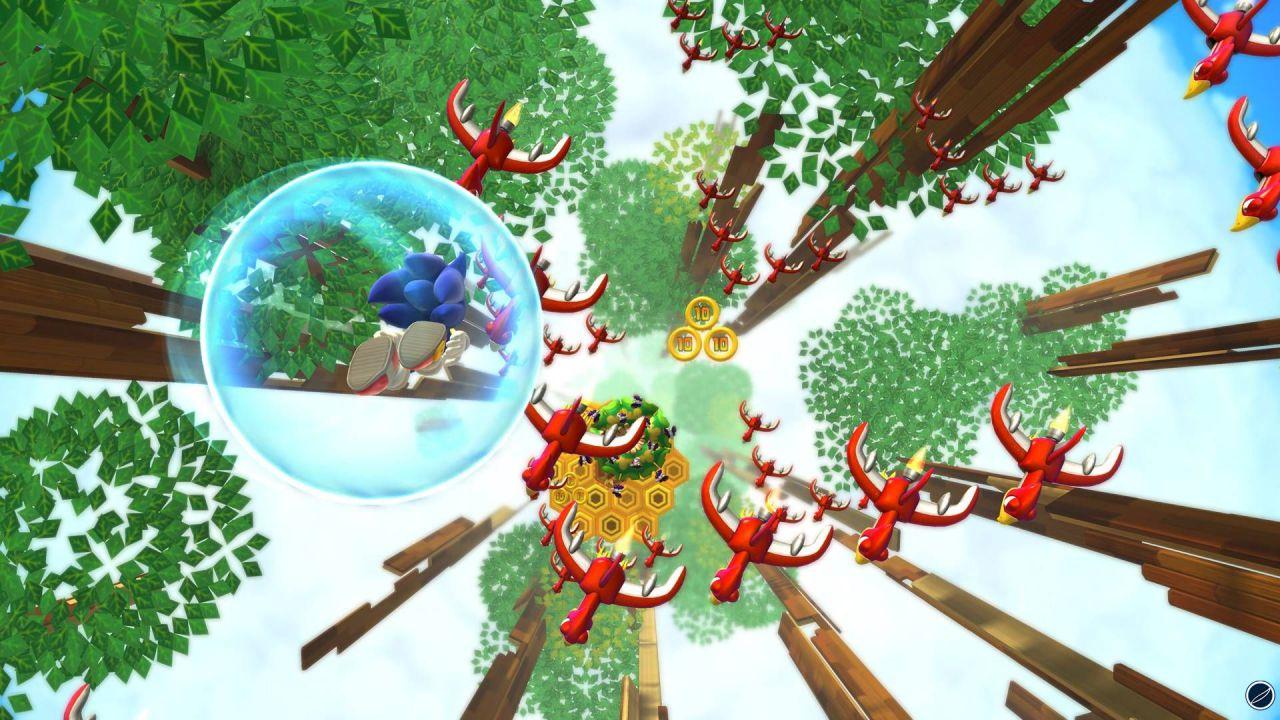 Sonic Lost World, domani arriva un DLC dedicato a Zelda