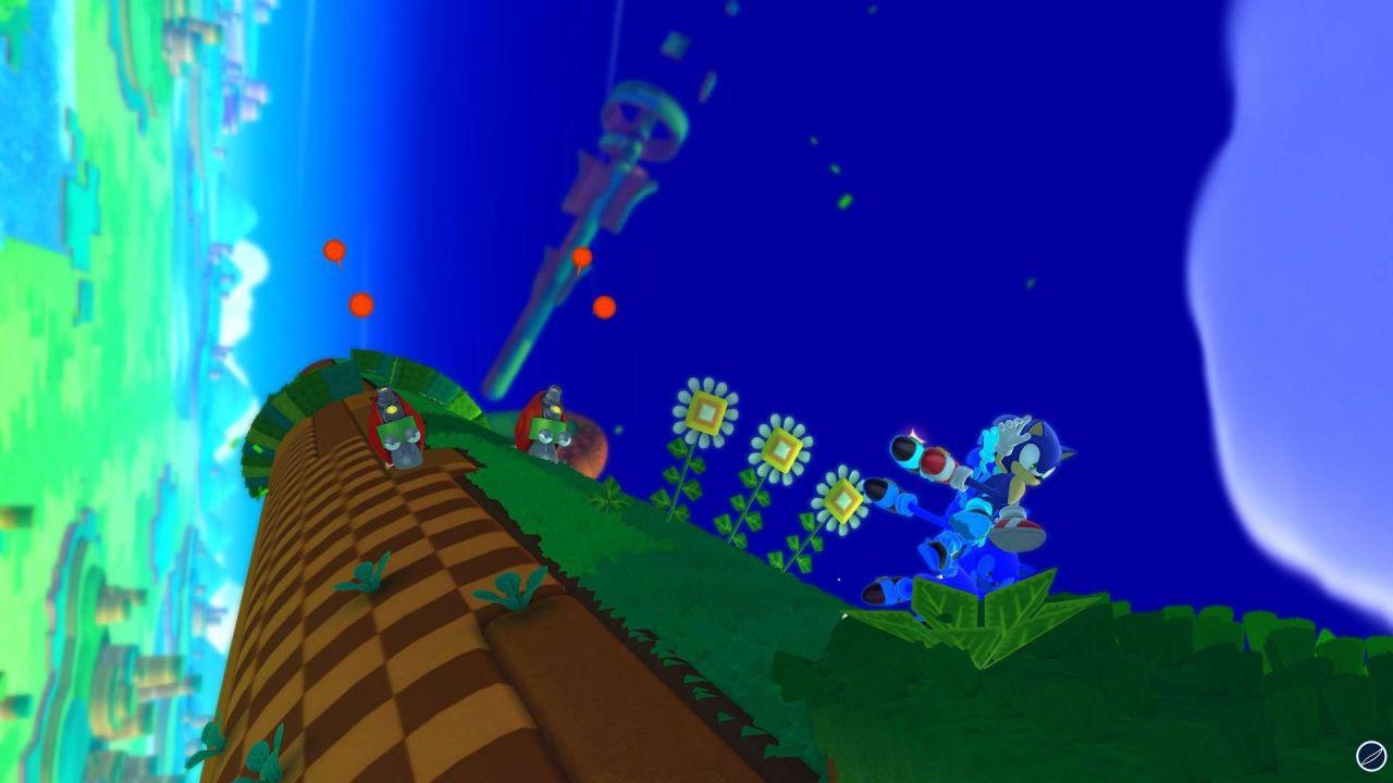 Sonic Lost World: mostrata in video la Silent Forest Zone 1