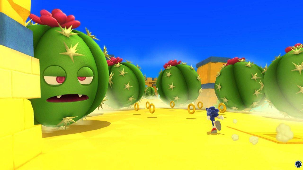 Sonic Lost World: multiplayer solo in locale su Wii U, online su 3DS