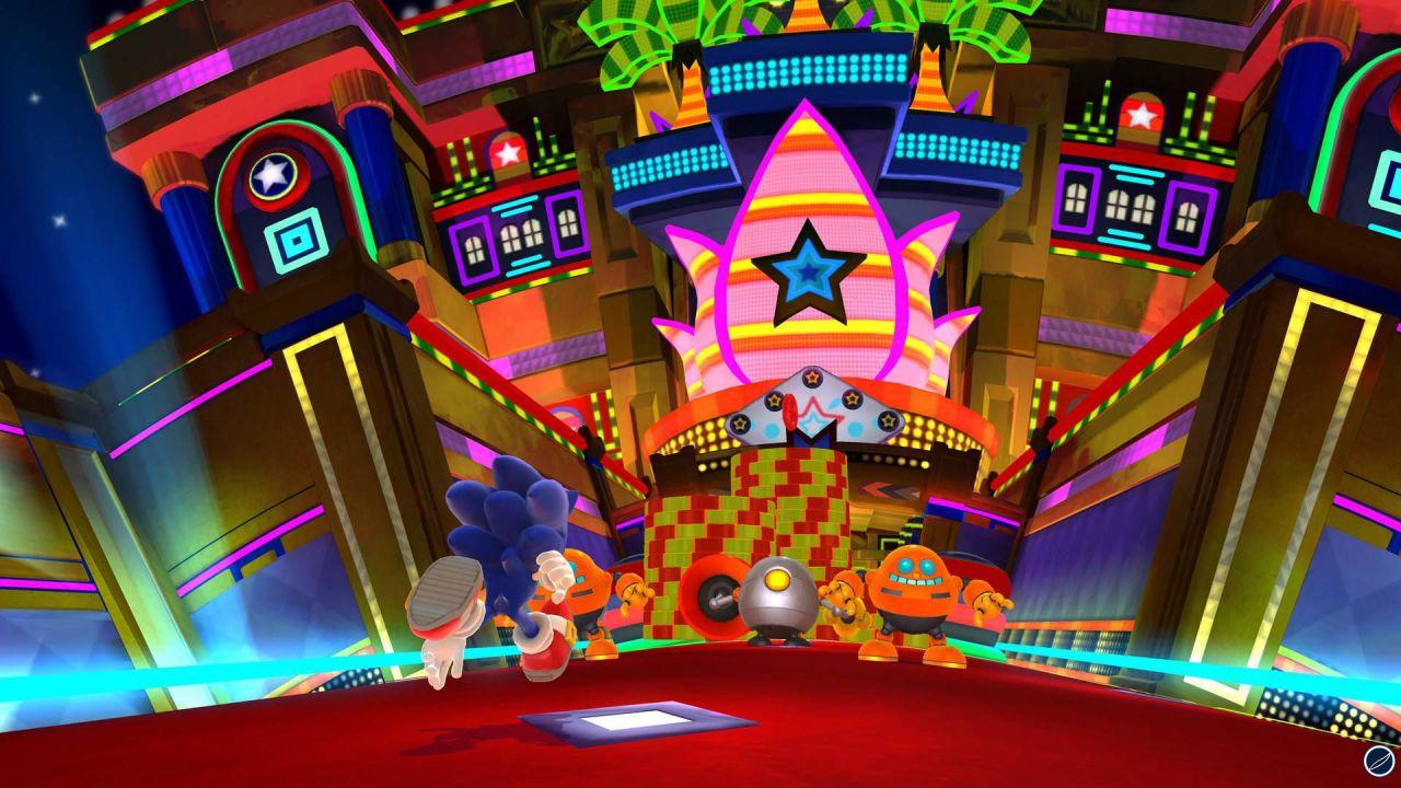 Sonic Lost World: nuove immagini