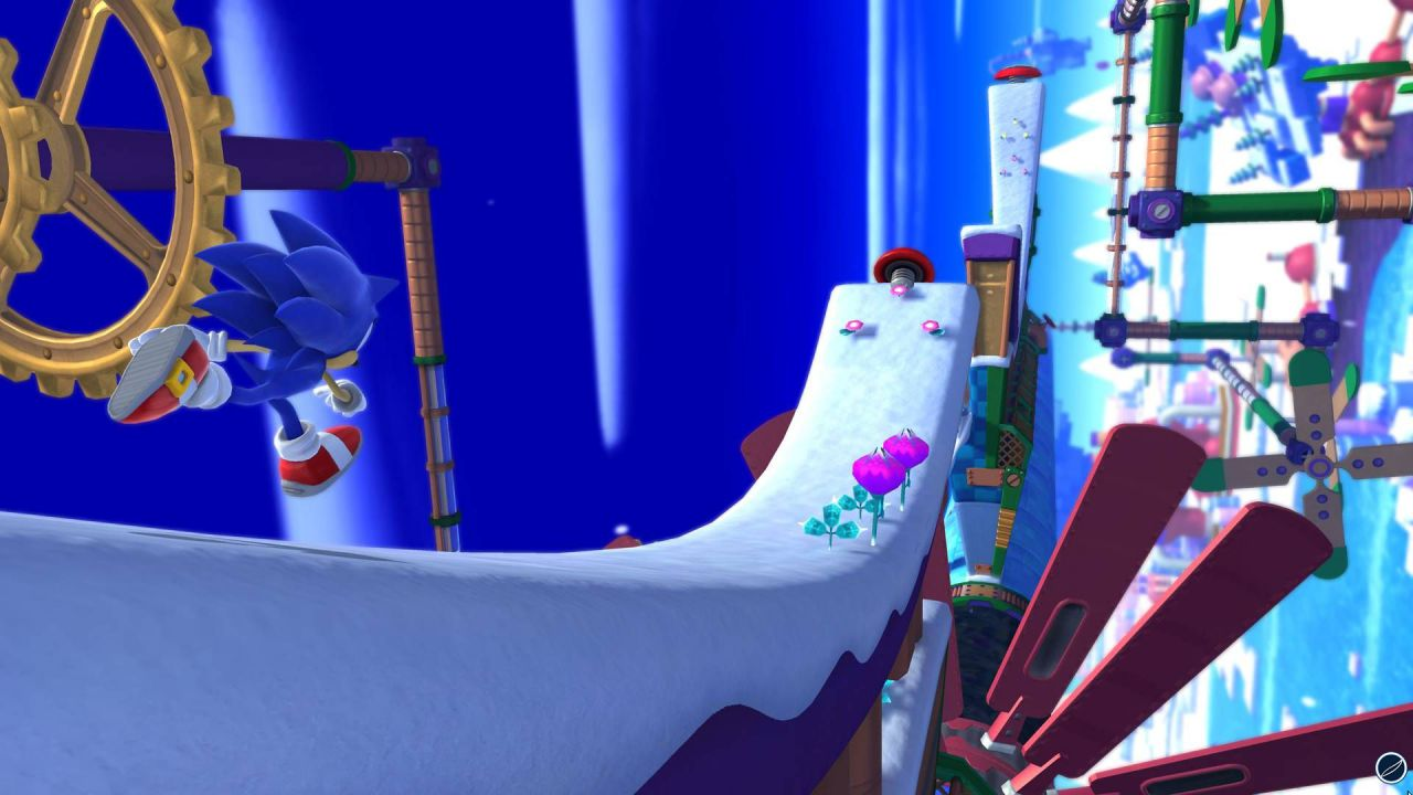 Sonic Lost World parte male in Giappone