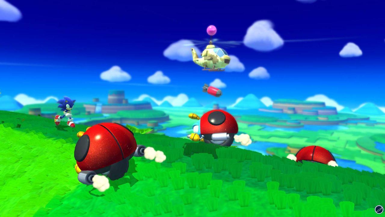 Sonic Lost World premiato dalla recensione di Famitsu
