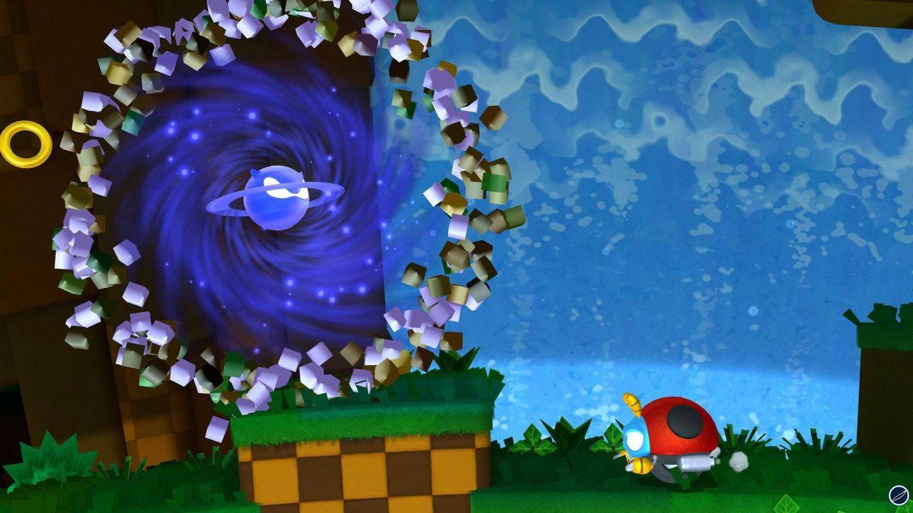 Sonic Lost World: pubblicato un nuovo trailer giapponese
