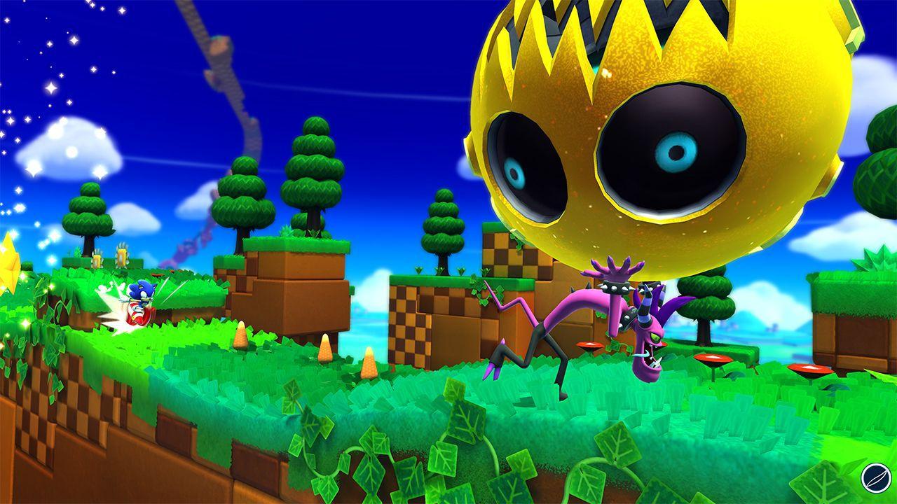 Sonic Lost World sbarcherà anche su PC