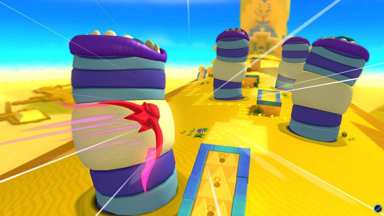 Sonic Lost World: Sega spiega il motivo dell'esclusività Nintendo