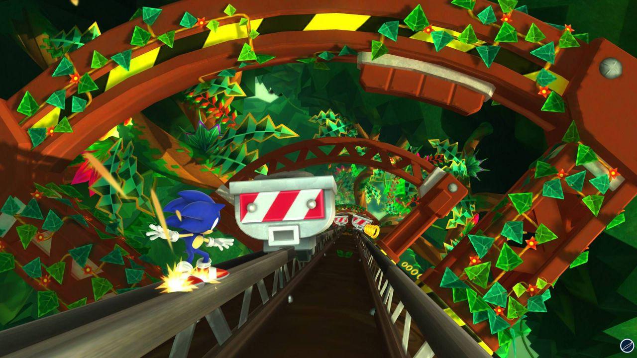 Sonic Lost World: il team è consapevole del paragone con Super Mario Galaxy