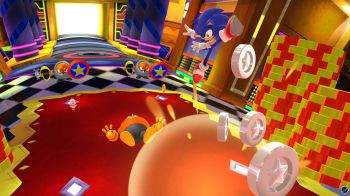 Sonic Lost World: un video dalla Gamescom mostra la versione 3DS