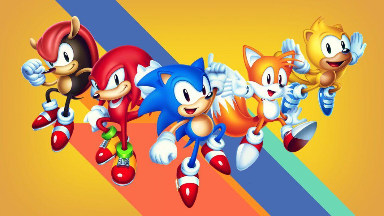 Sonic Mania Plus: 14 minuti di gameplay per la nuova modalità Encore