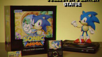 Sonic Mania: pubblicato un simpatico commercial in stile anni 90