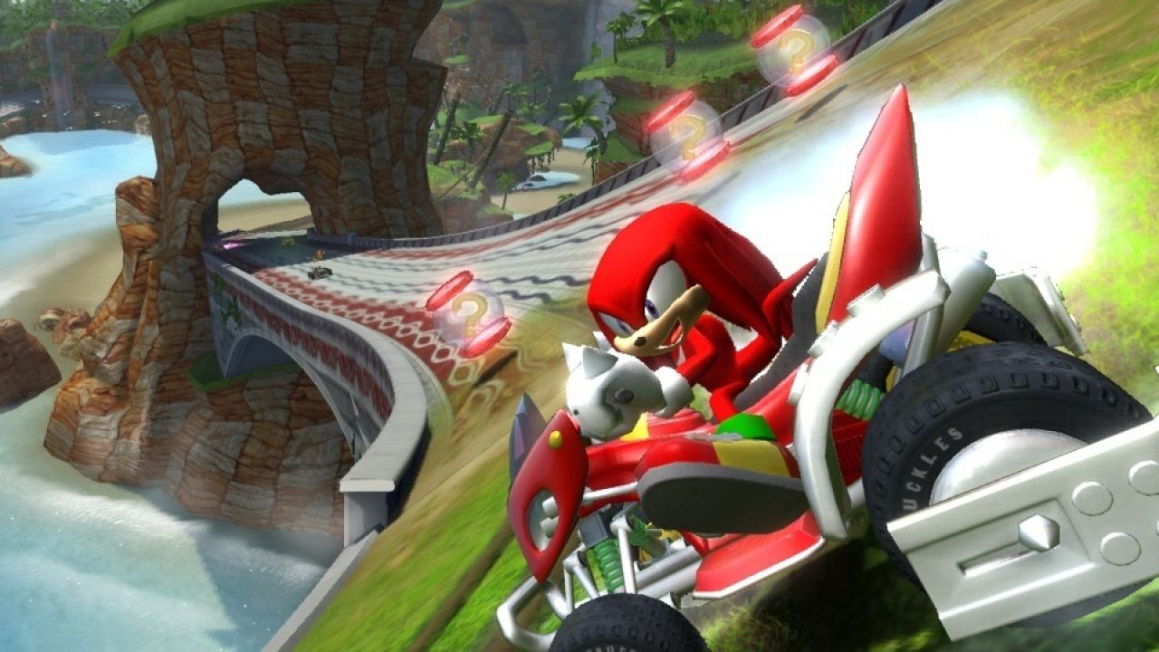 Sonic & Sega All-Stars Racing in arrivo su Mac questo giovedì
