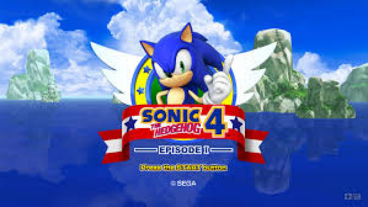 Sonic The Hedgehog 4: un nuovo leaked video mostra l'ultimo livello