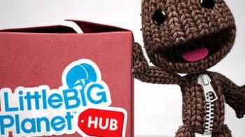 Sony annuncia Little Big Planet Hub