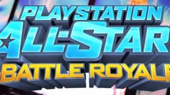 Sony annuncia Playstation All-Star Battle Royale: picchiaduro a quattro giocatori con i personaggi PlayStation