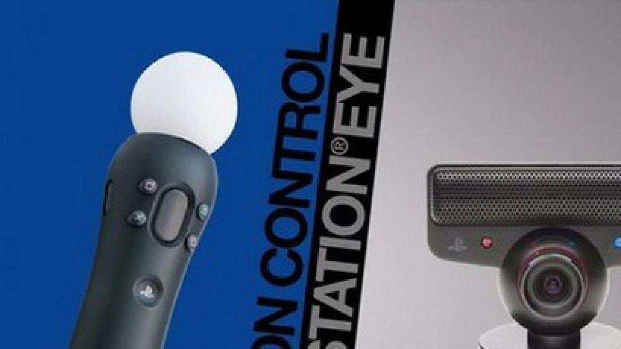 Sony brevetta un PS Move termico