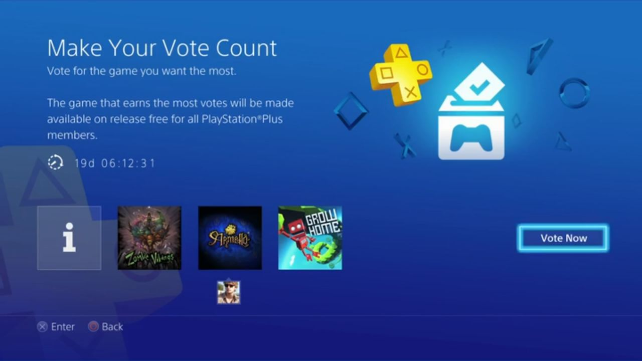 Sony conferma Vote to Play