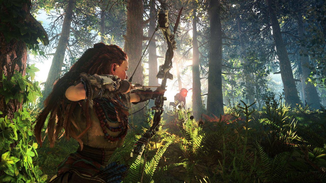 Sony e Guerrilla avevano dei dubbi sulla protagonista femminile di Horizon