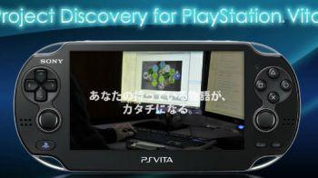 Sony e Kadokawa Games annunciano Discovery Project per PS Vita