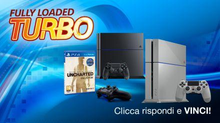Sony lancia il concorso Fully Loaded Turbo, in palio anche PlayStation 4 20th Anniversary Edition