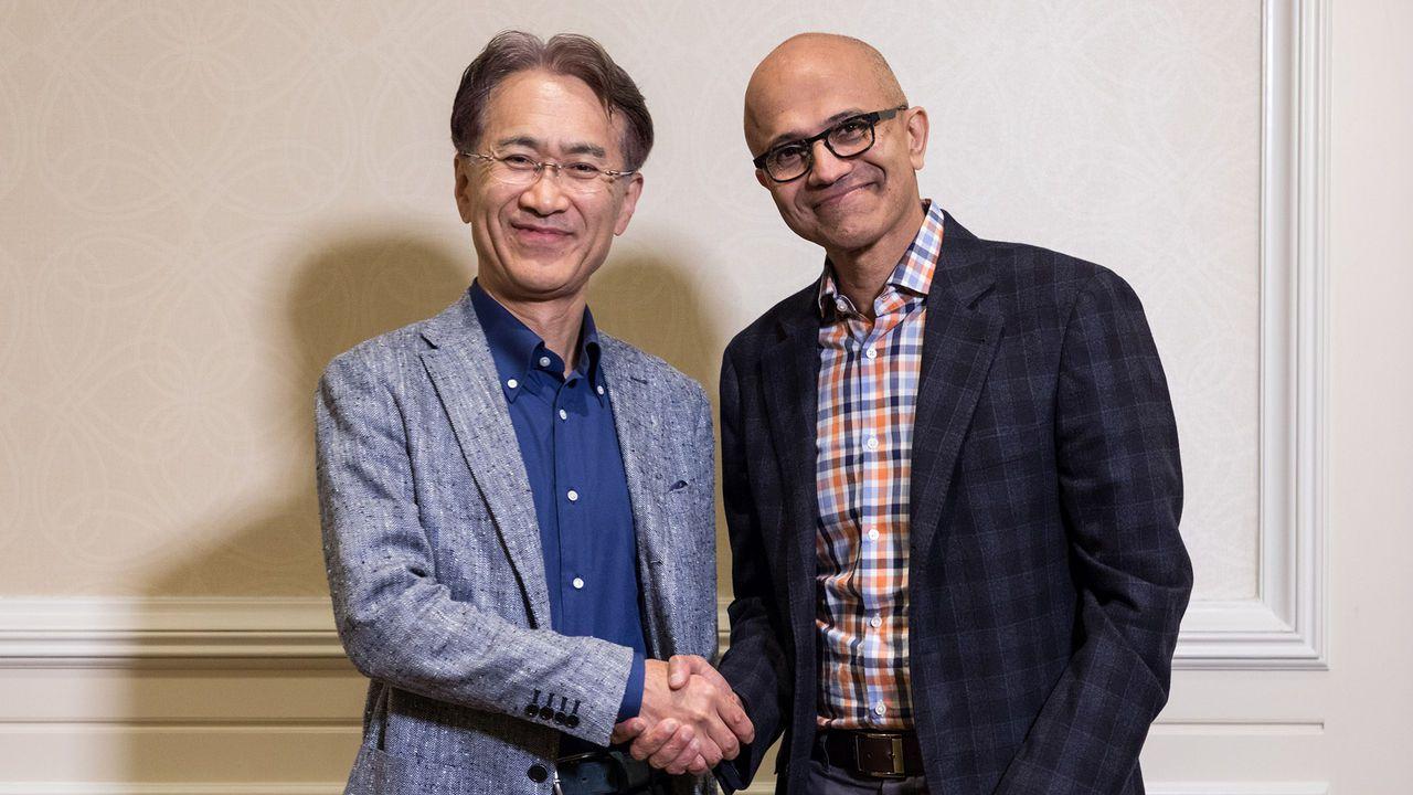 Sony e Microsoft si alleano per evolvere la tecnologia di cloud gaming!