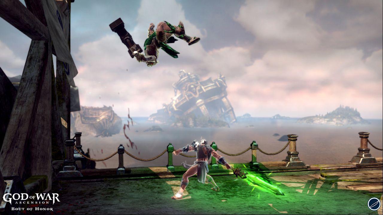 Sony pubblica un tema dinamico di God of War per PlayStation 4