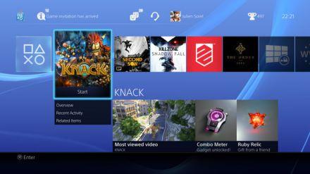 Sony pubblicizza i giochi più attesi su PlayStation 4