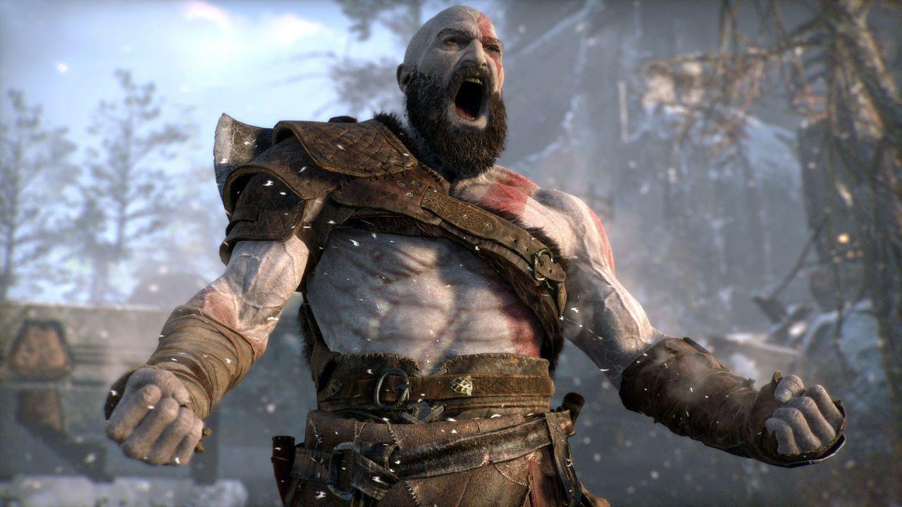 Sony Santa Monica Teaser Da Narrative Animator God Of War