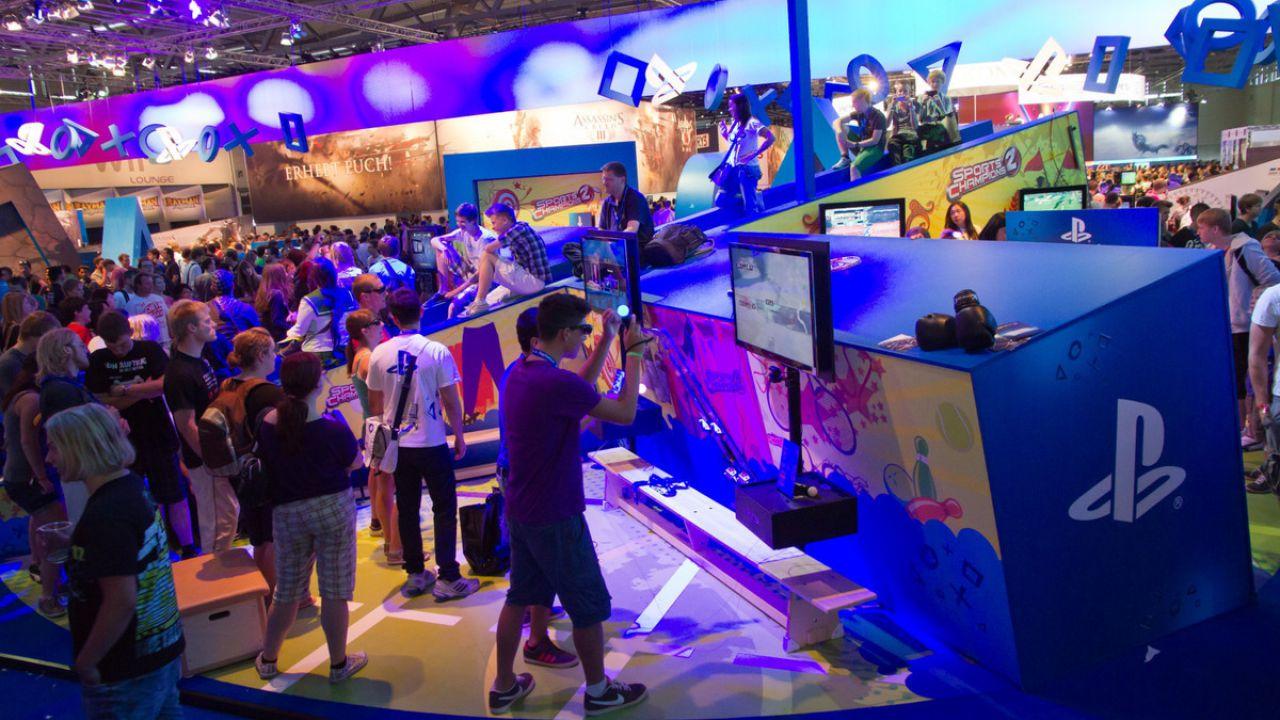 Sony sarà presente alla GamesCom 2015